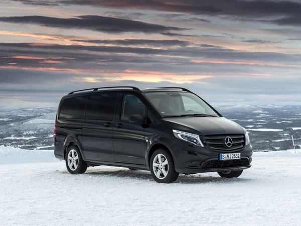 MERCEDES VITO SELECT l 130 CV